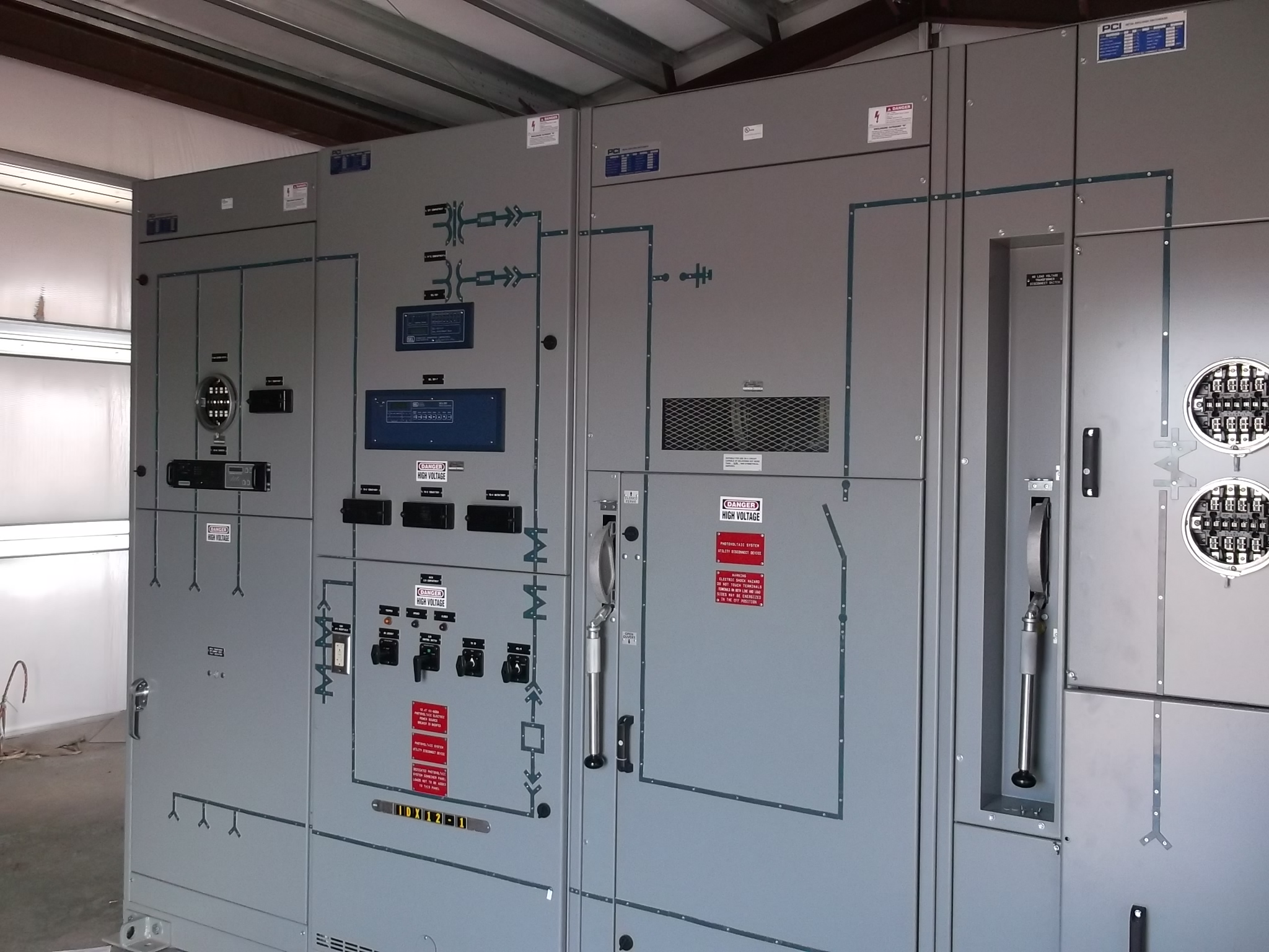 Distribution Equipment - Switchgear